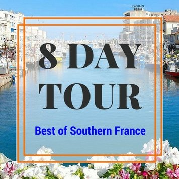 Tour southern france local tour guide small groups for Travel south of france