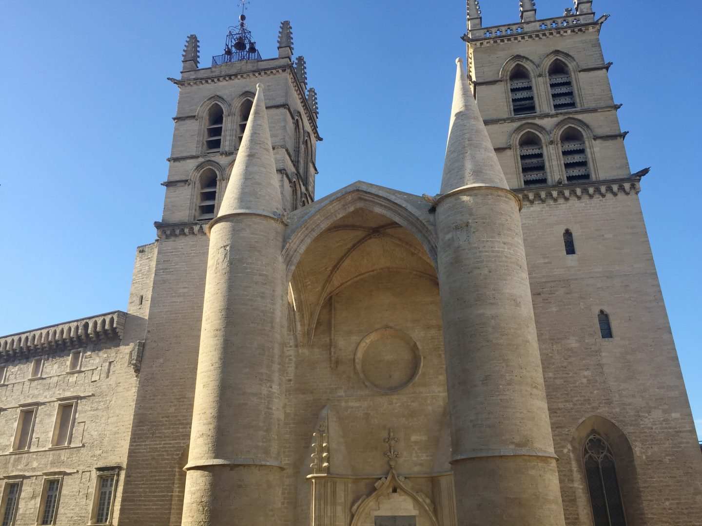 Catherdral St Pierre Southern France
