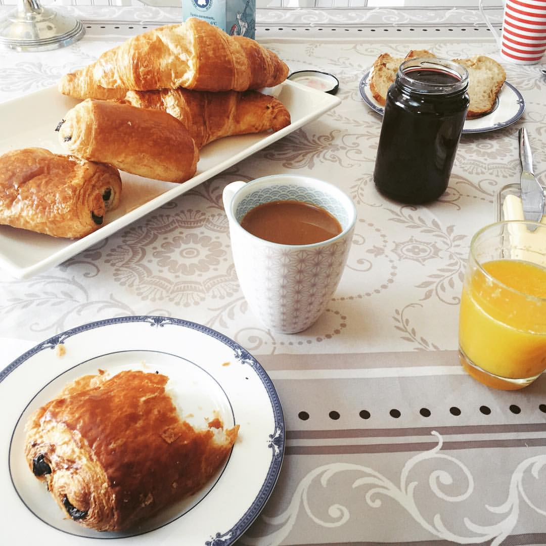 French-breakfast-southern-france2