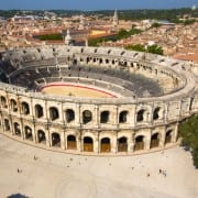 nimes-arenes-southern-france-trip