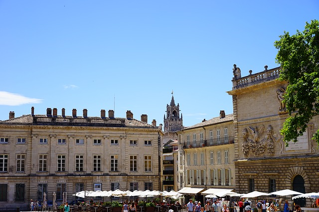 best cities south of france