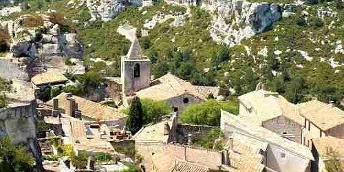 Les Baux de Provence Slider
