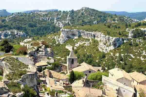 Best places south of france
