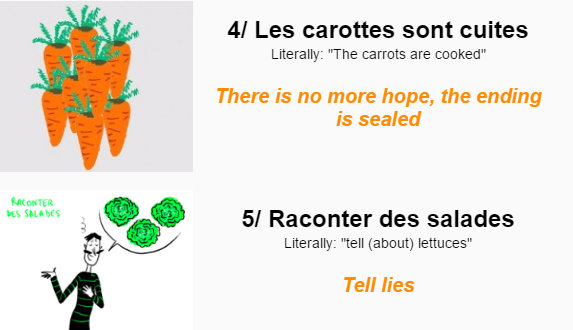 fun french expressions