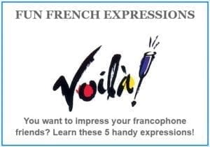Learn 5 Fun French Expressions!
