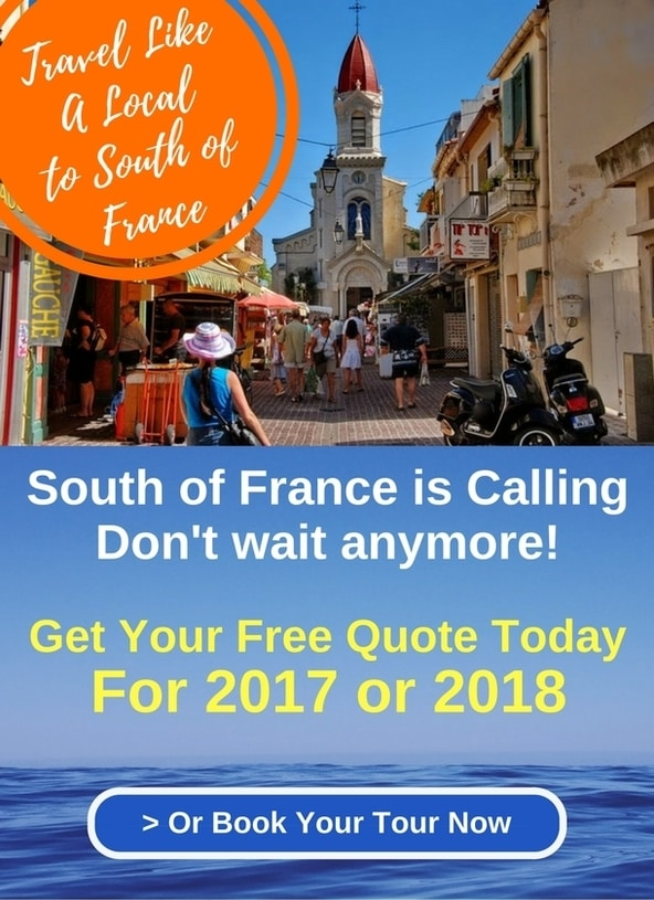 south of france tour quote