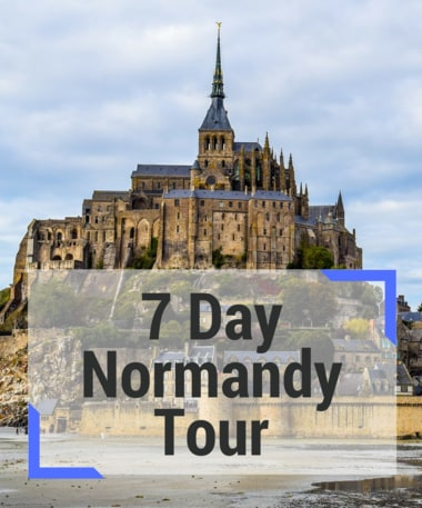 small group tours france