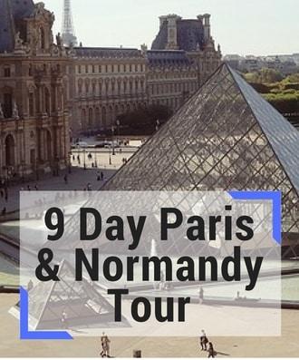 Normandy Tour Selection (1)