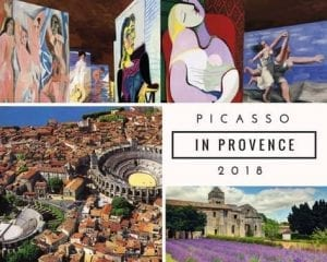 Experience Picasso in Provence in 2018