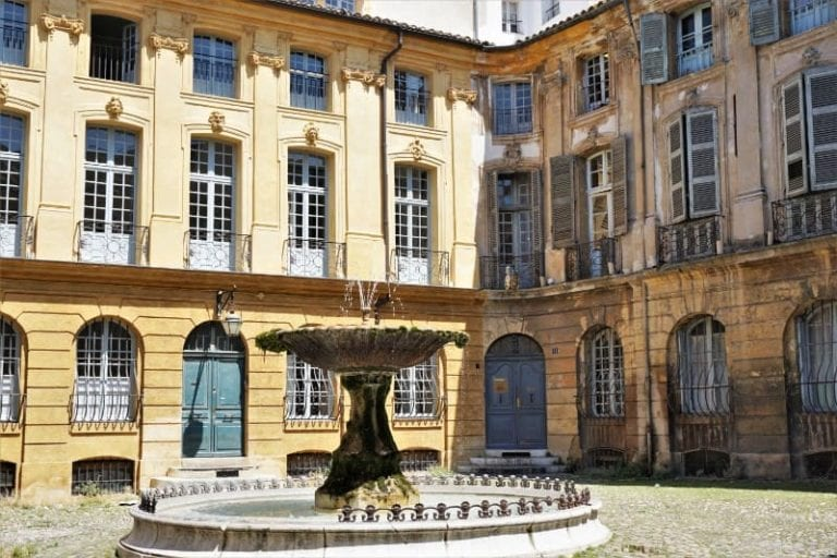 Aix en Provence - things to do Provence