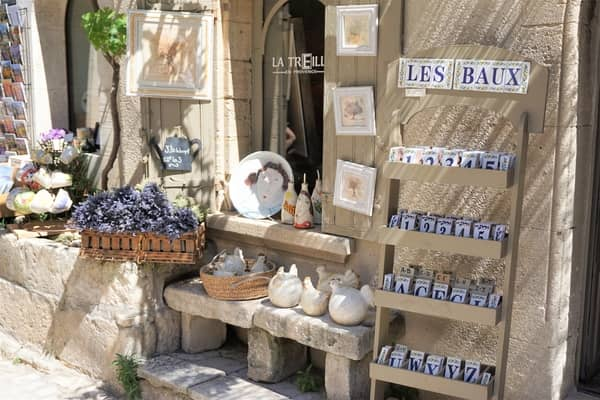 Baux de Provence things to see in Provence (2)
