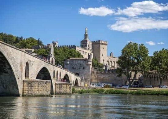 Avignon major attraction provence