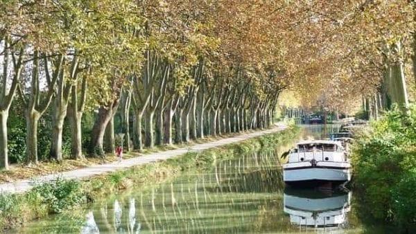 Canal du midi southern france tour