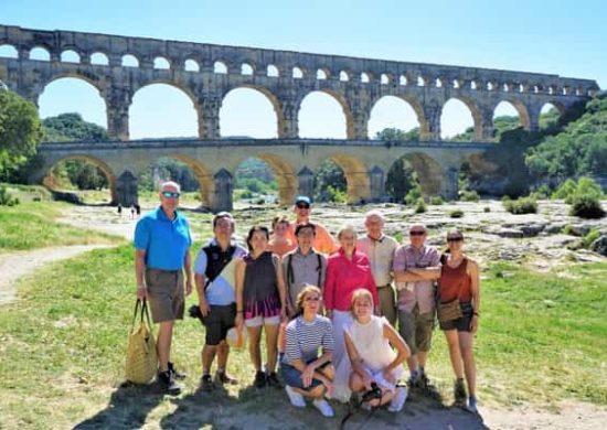 Southern France tour fun groups (1)