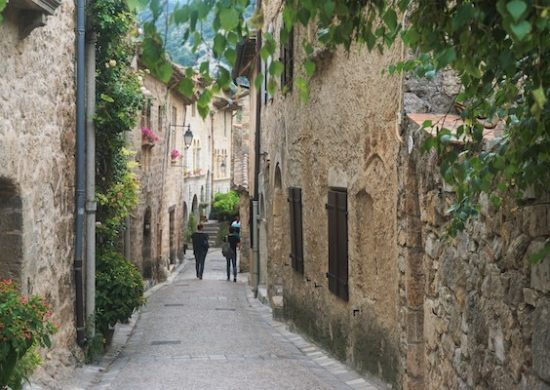 towns of south of france