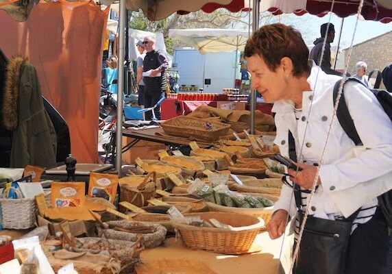 things to do in southern france: French market