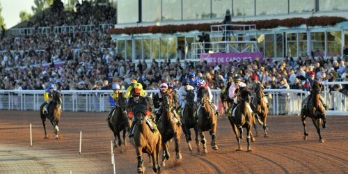 Cabourg horse race