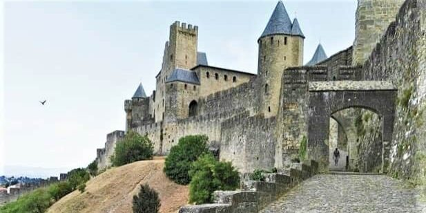 Carcassonne southern france tour