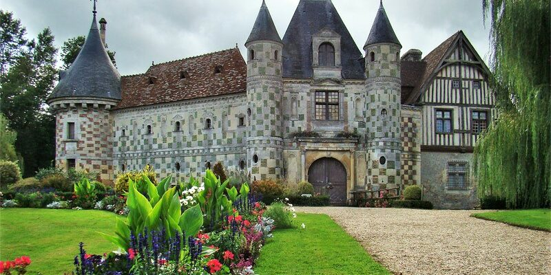 Chateau Livet Normandy