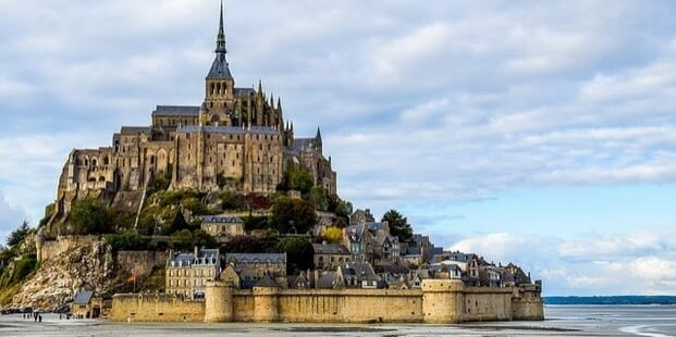 normandy tour mont st michel