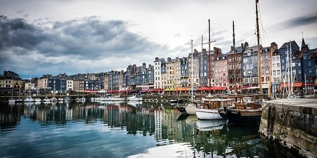 normandy tour honfleur